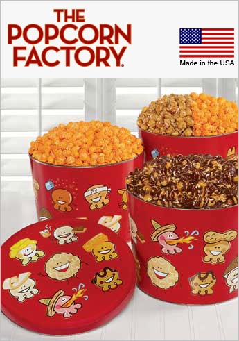 made in the usa popcorn america