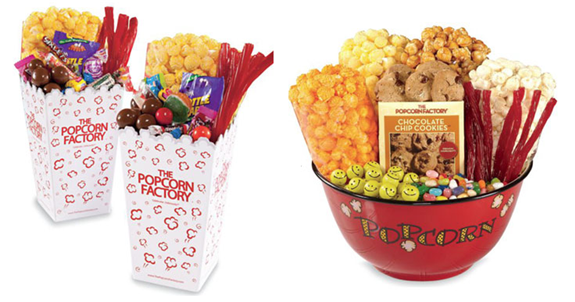 Fathers day movie popcorn gifts