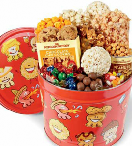 fathers day gift popcorn pal sampler