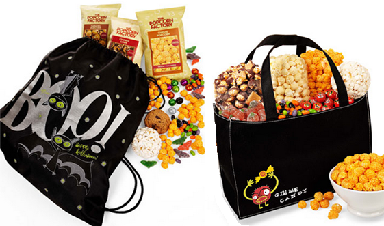 halloween candy bag gifts