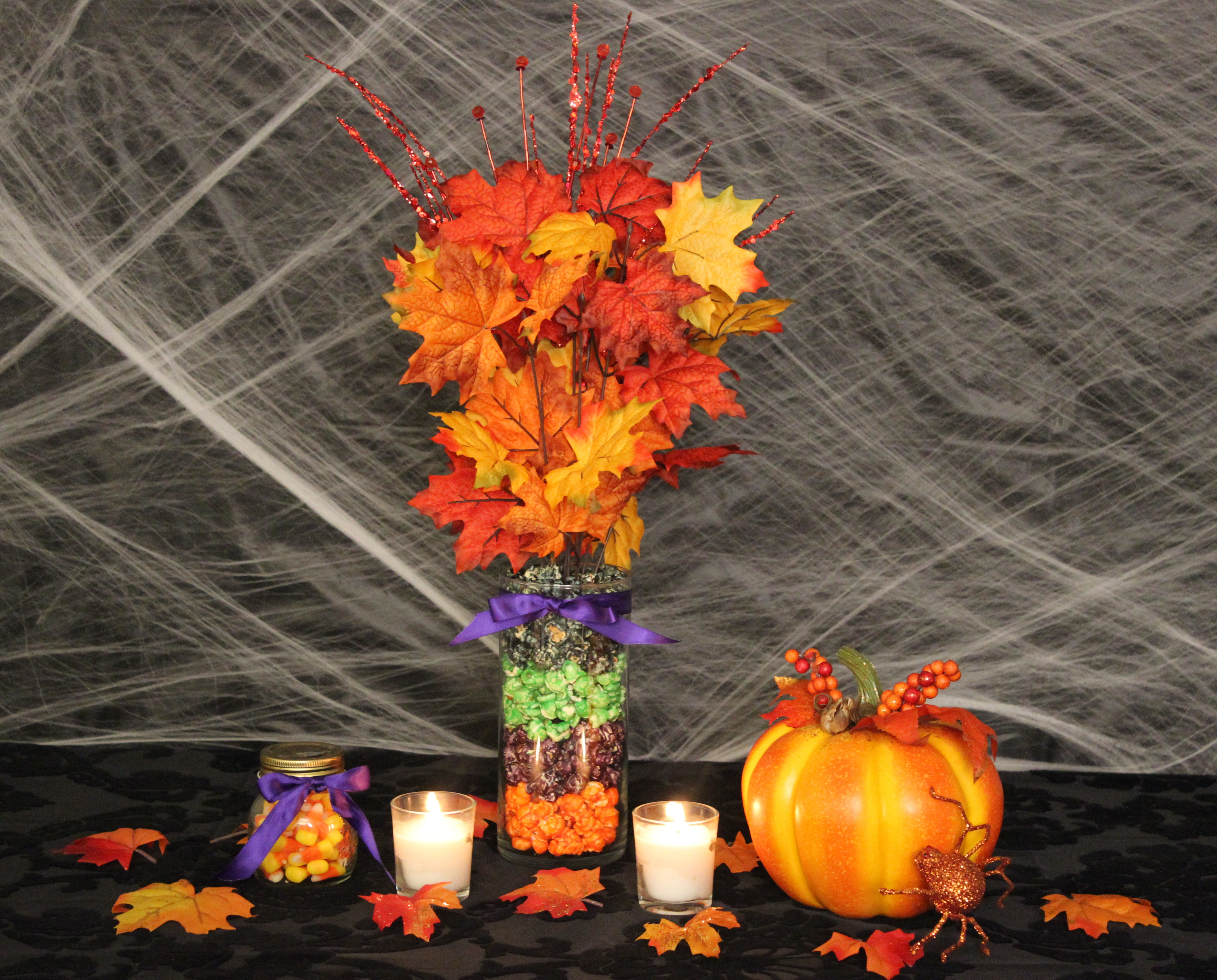 halloween centerpiece - Halloween Centerpiece