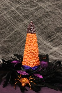 Popcorn Witch Hat