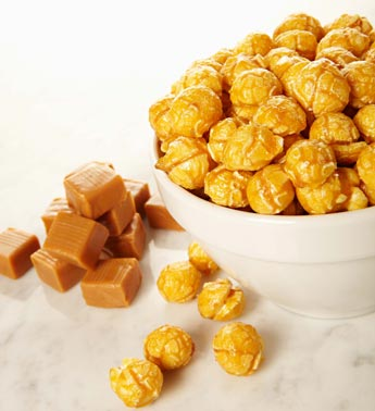 The Popcorn Factory Caramel Popcorn