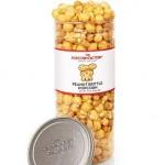 Peanut Butter Brittle Popcorn