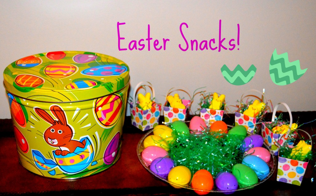 tpf easter snacks