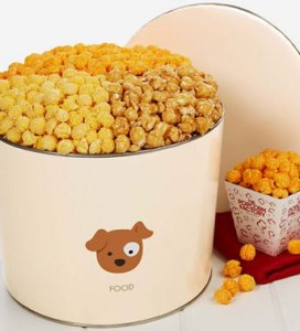 Tins With a Spin - Fido Food Tin