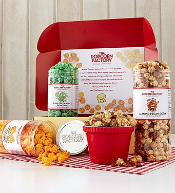 Create Your Own Snack Assortment