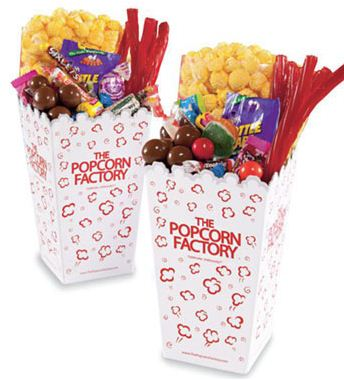 Movie Night Scoop Boxes