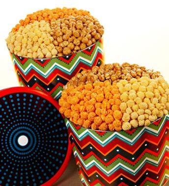 ZigZag 3-Flavor Popcorn