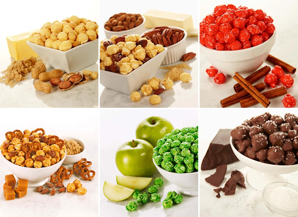 Sweet and Savory Popcorn Flavor Combos