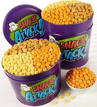 Snack Attack Popcorn