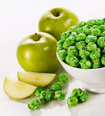 The Popcorn Factory Sour Green Apple Popcorn