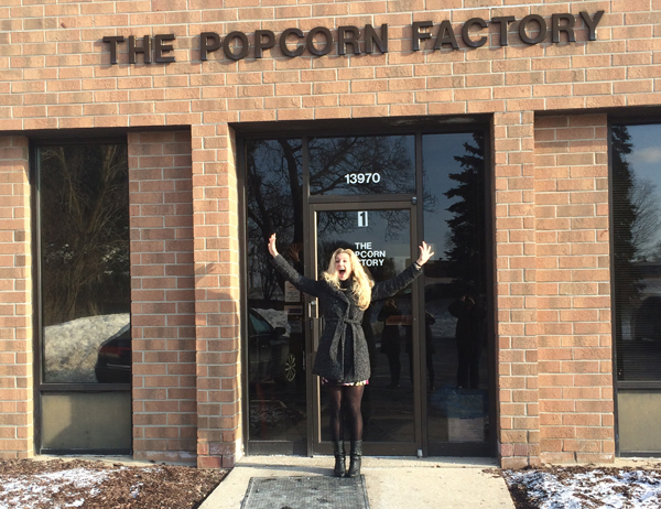 The Popcorn Factory Headquarters