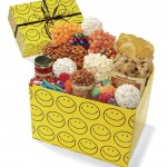 TPF Snack Sampler with Smiley Faces