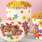 TPF Spring Tin with Flowers