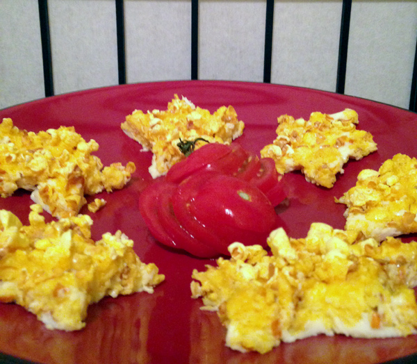 popcorn-egg-bake-recipe