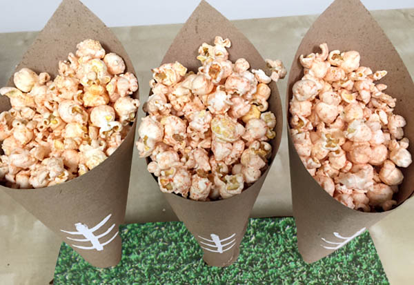 diy-football-snack-cones-popcorn